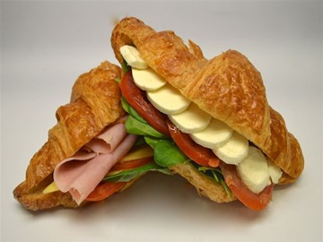 Croissants - Filled Large: Assorted