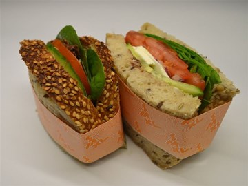 Hi tin - Greek Salad (V)