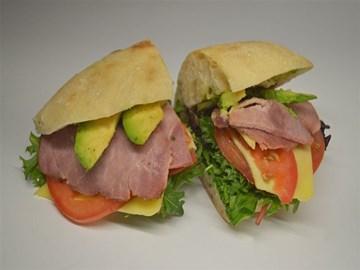 Turkish Bread - Medium: BLT