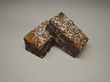 Halal Slice - Walnut Brownie