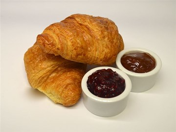 Croissants - Small: Assorted Jams