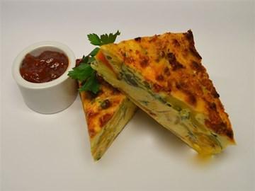Protein Plus: Veg Frittata (GF)