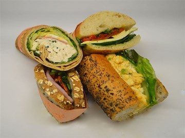 Mixed Variety Sandwiches - Large Mix