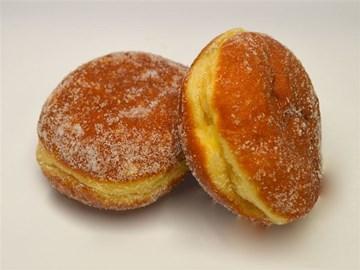 Donuts - Large: Vanilla Custard