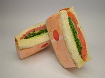 Back 2 Basics Sandwiches: Smoked Salmon