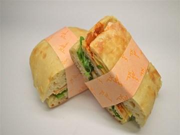 Turkish Bread - Large: Chicken Schnitzel