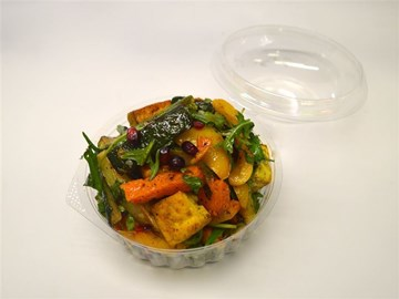 Salad - Small Side: Vegan