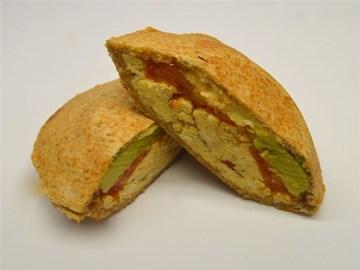 Jaffles: Scrambled Egg