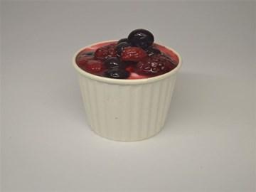 Fructose Free Breakfast Pots Small: Honey Yoghurt & Mixed Berries