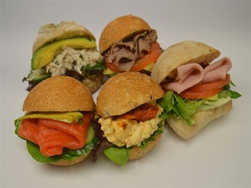 Rolls - Small (Cocktail): Assorted Mix