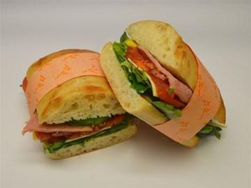 Turkish Bread - Large Extra: BLT