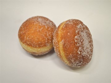 Donuts - Mini: Vanilla Custard