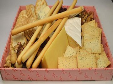 Cheese & Nuts Platters