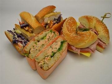 Mixed Variety Sandwiches - Medium