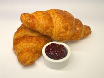 Croissants - Large: Raspberry Jam