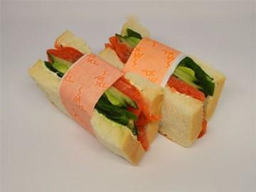 Fructose Free Back 2 Basics Sandwiches: Smoked Salmon