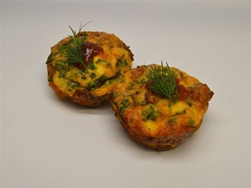 Frittata - Medium: Vegetarian (GF)
