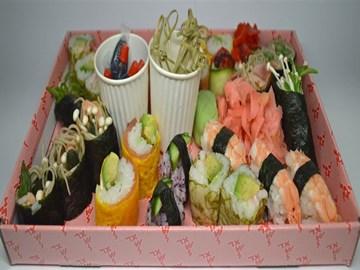 Sushi Assorted