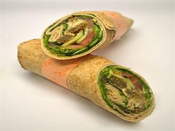 Halal Lighter Choice - Felafel & Hommus