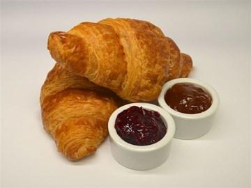 Croissants - Large: Assorted Jams