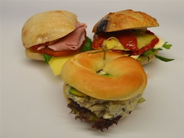 Mixed Variety Sandwiches - Small (Cocktail)