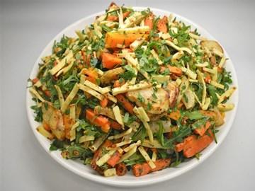 Salad Platter - Per Serve: Vegetarian