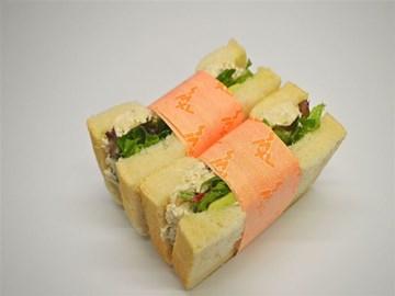 Halal Back 2 Basics Sandwiches: Chicken & Avocado
