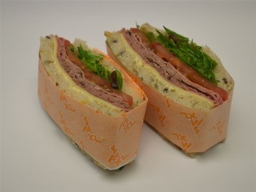 Sexy Legs - Roast Beef and Swiss Cheese