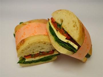 Turkish Bread - Large: Haloumi (V)