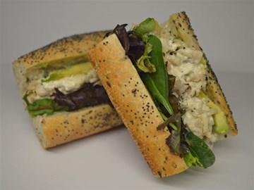 Multigrain Baguette - Large Chicken, Lettuce & Avocado