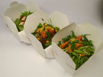 Salad - Medium: Assorted