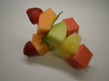 Fruit Kebabs - Large