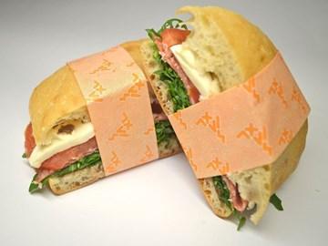 Turkish Bread - Large: Salami