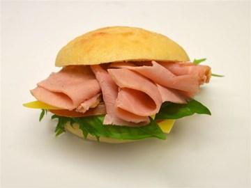 Turkish - Small: Ham, Cheese & Tomato