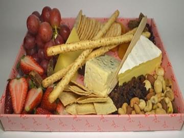 Cheese & Fresh Fruit Platters