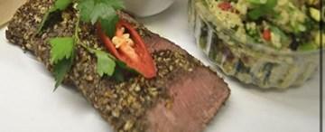 Date Night - Lamb/Salmon Main