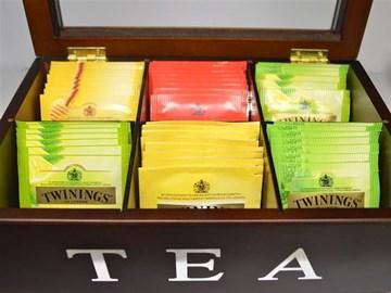 Tea Bags: Assorted