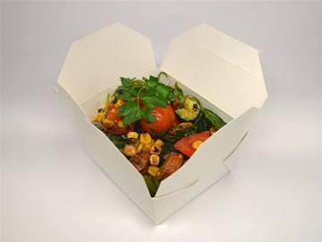 Salad - Medium: Protein KETO