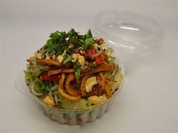 Salad - Small Side: Vegetarian (V)