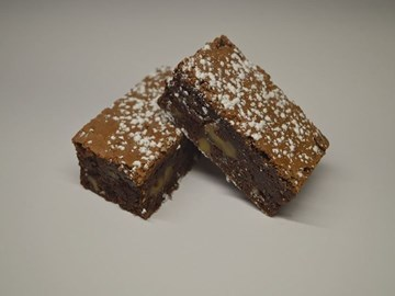 Slice - Hazelnut Brownie (GF)