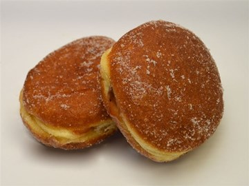 Donuts - Large: Strawberry Jam