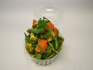 Salad - Small Side: Gluten Free Vegetarian (GF/V)