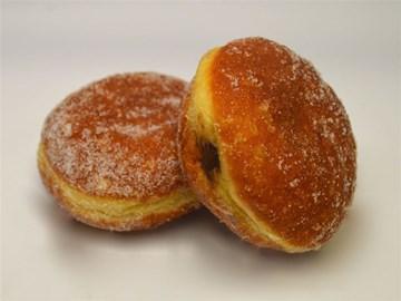 Donuts - Large: Chocolate Custard