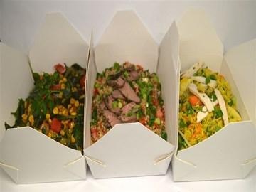 Salad - Large: Assorted