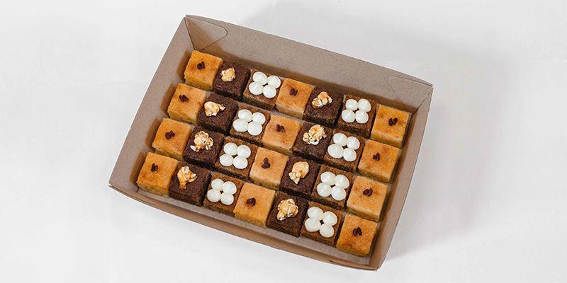 Gluten free sweets platter (gf)