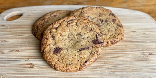 STREAT Cookie