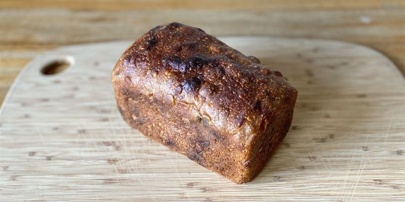 Fruit Loaf - Small Tin (680g)