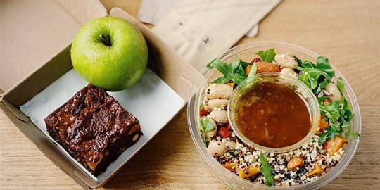 Superfood Salad Lunch Box (gf, v)