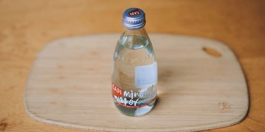 Capi Sparkling Water (250ml)