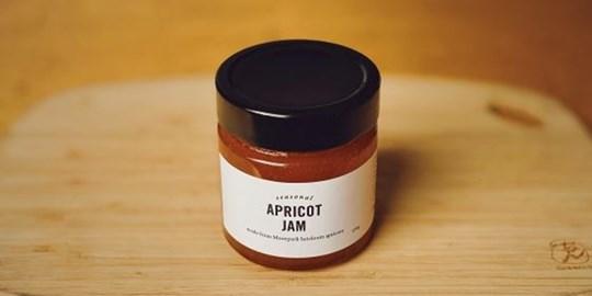 Apricot Jam (250g)